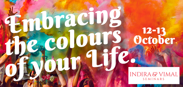 Embracing the colours of your Life