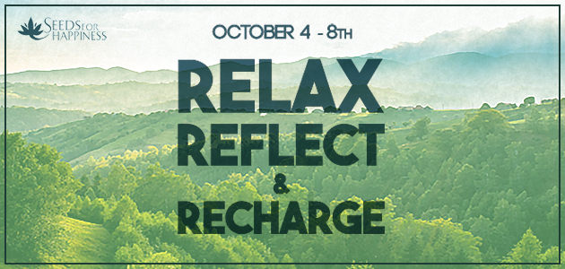 Relax, Reflect & Recharge mindfulness retreat